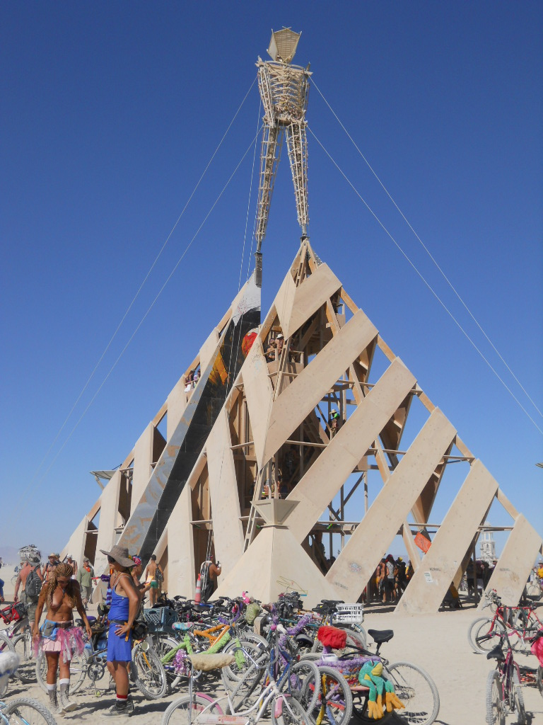 Burning Man 2011