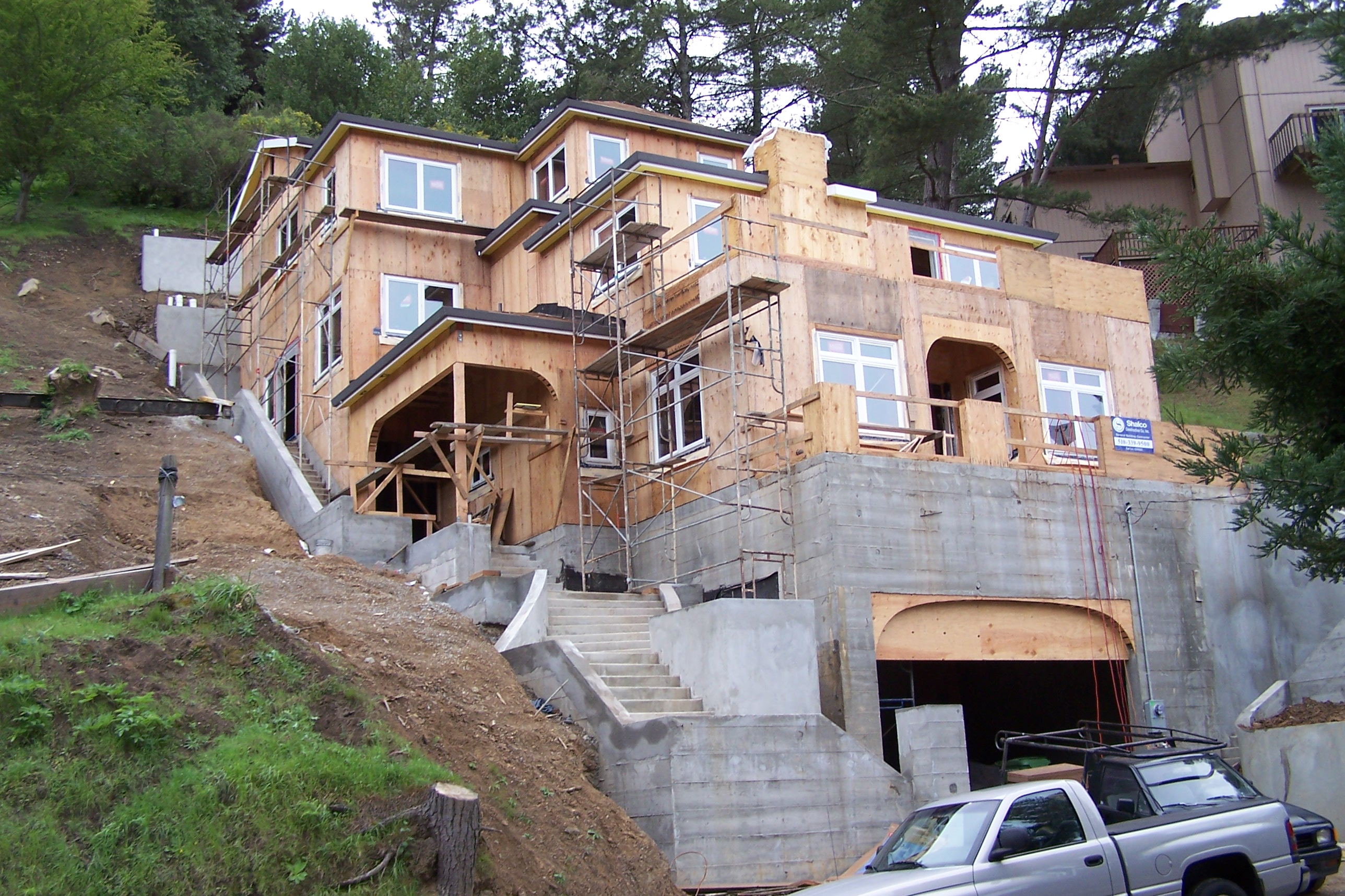 Residential Masonry Contractor: New Residential Construction